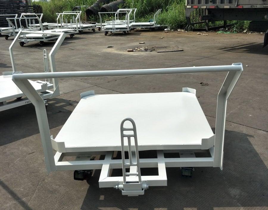 Platform hand truck heavy duty industrial trolleys