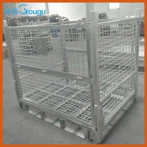 Factory supplier wire mesh  storage cage