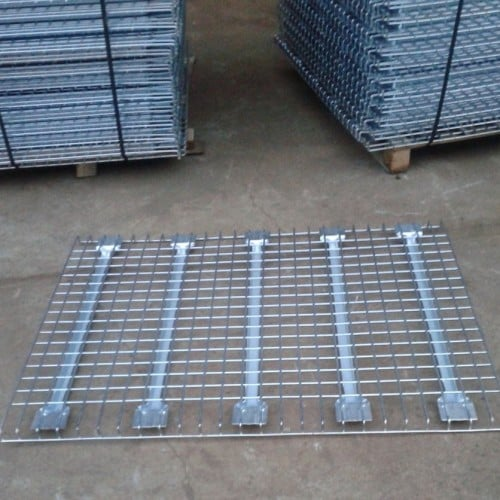 Steel welding customized galvanized wire mesh decking