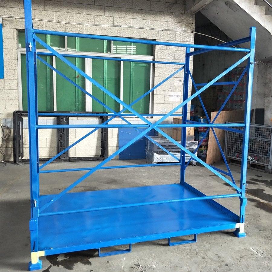 Heavy Duty Warehouse Storage Racks moving Metal Rack