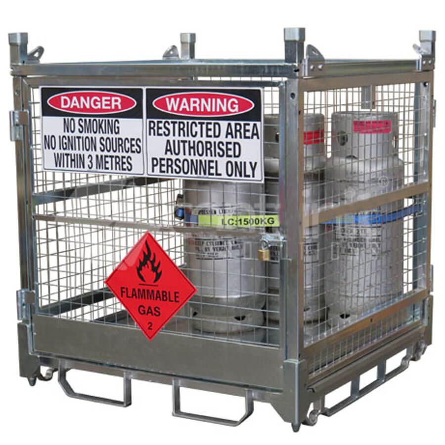 Gas cylinder trolleys suppliers