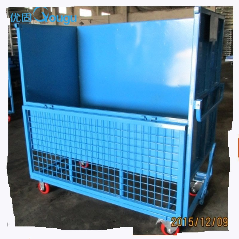 Good sealed custom metal cage features