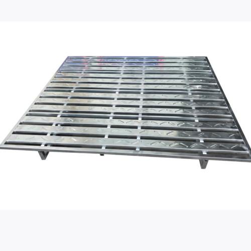 Customized metal pallet steel galvanized low price