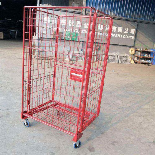 Cutomized post nestable roll containers suppliers