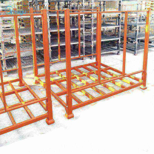 Customized pallet rack wire decking industrial pallet racks steel pallet rack